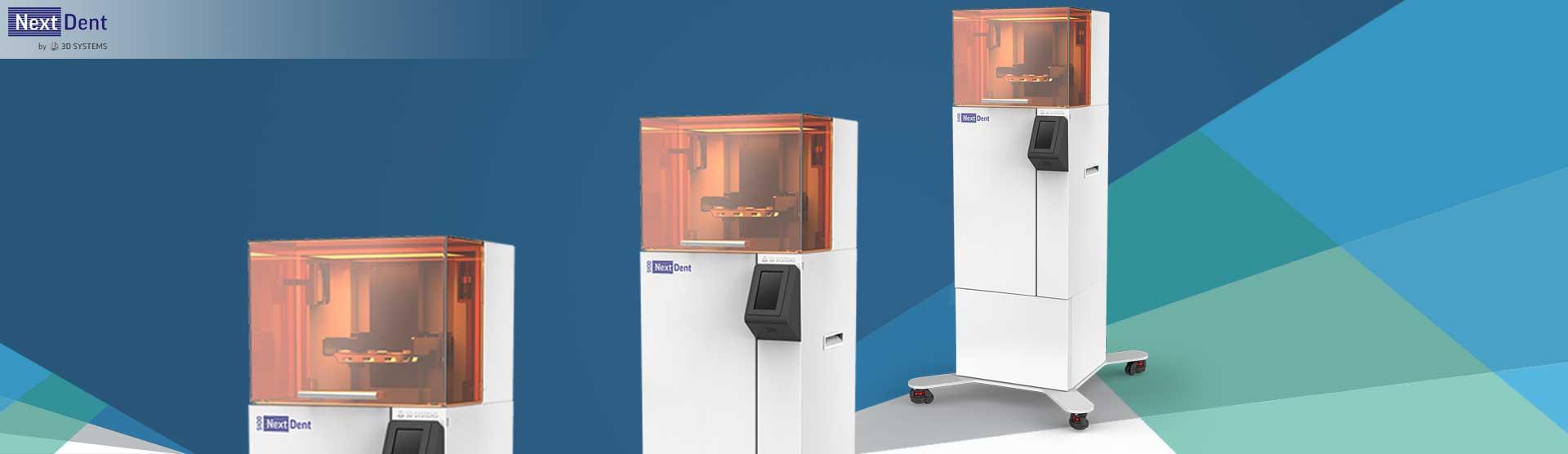 3D nyomtató NextDent™ 5100