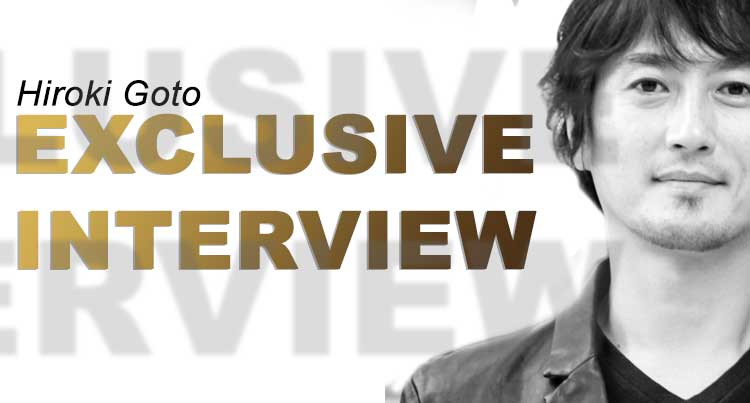 Exkluzív interjú Hiroki Goto-val!