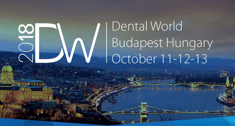 DENTAL WORLD International Dental Congress and Exhibition in Hungary