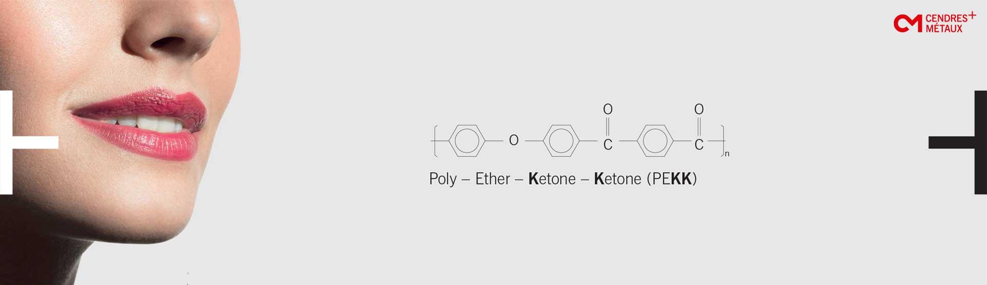 A polimerek legújabb generációja - Pekkton® ivory!