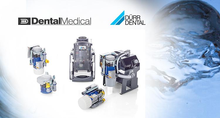 Dürr Dental amalgám-szeparátorok megfelelnek az új szabályozási elveknek