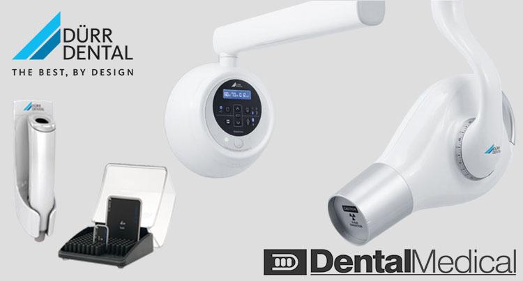 VistaIntra DC-Systematic röntgen megoldás- tökéletes dizájn és funkció